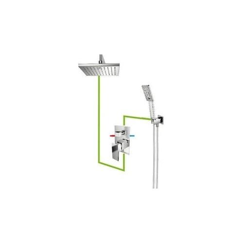 Potinkinė dušo sistema Omnires Fresh FR10