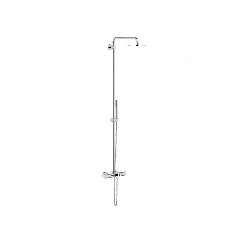 Grohe dušo komplektas su termostatiniu maišytuvu Rainshower System 210