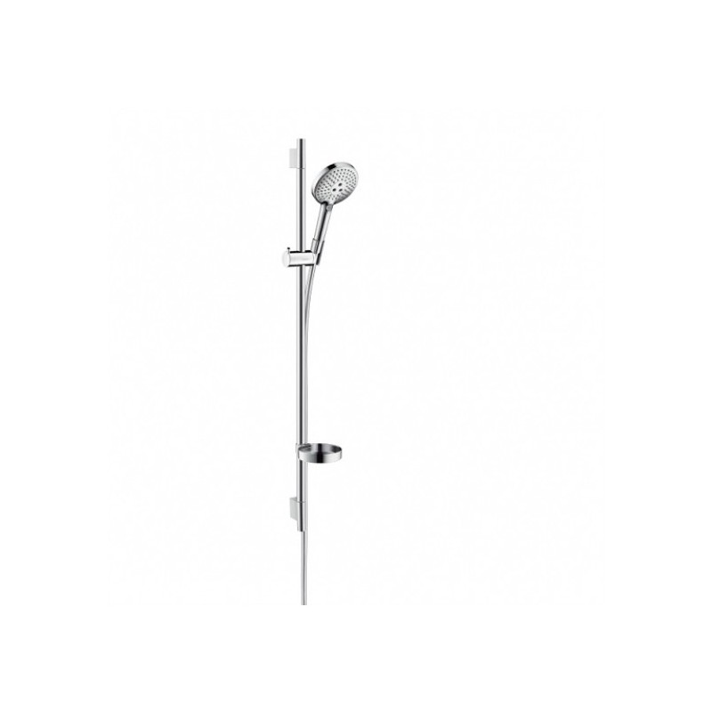 Hansgrohe dušo komplektas Raindance Select S 120 3jet & Unica'S Puro 90 cm