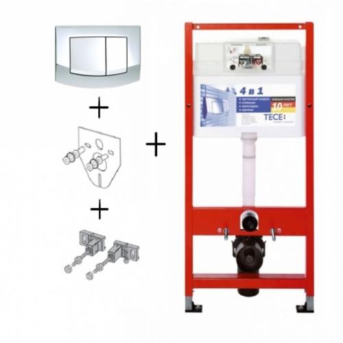 TECEprofil Ambia (4in1) WC modulis 9400005