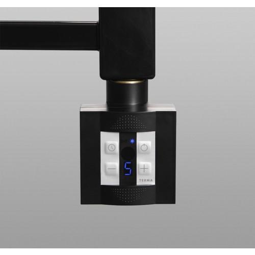 Terma KTX-4 valdiklis su paslėptu maitinimo prijungimu iš sienos