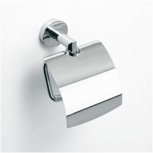 Bemeta Omega wc popieriaus laikiklis su dangteliu
