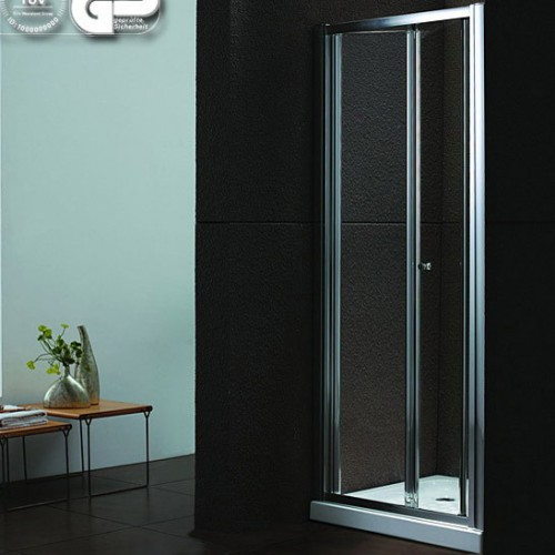 Lux-Aqua EBF1-90 dušo durys į nišą 900*1900 mm