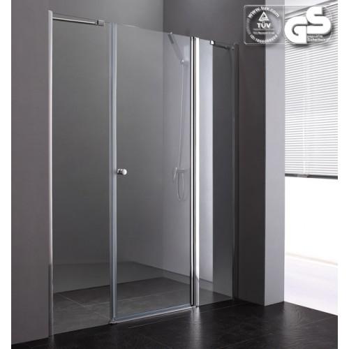 Lux-Aqua PP3-140 dušo durys į nišą 1400*1850 mm