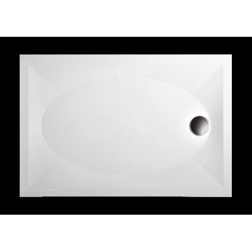 PAA Art 800x1200 stačiakampis akmens masės dušo padėklas