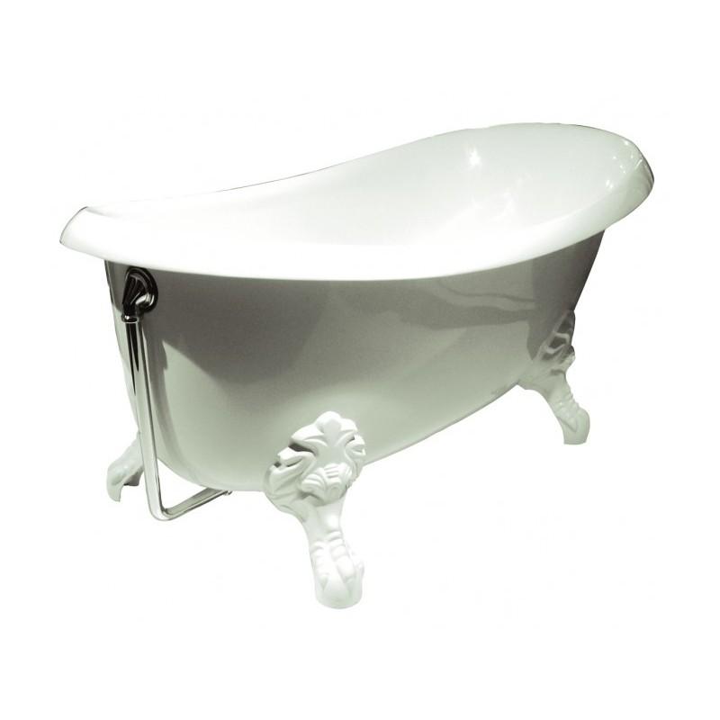 PAA Victoria akmens masės vonia 1700x830 mm