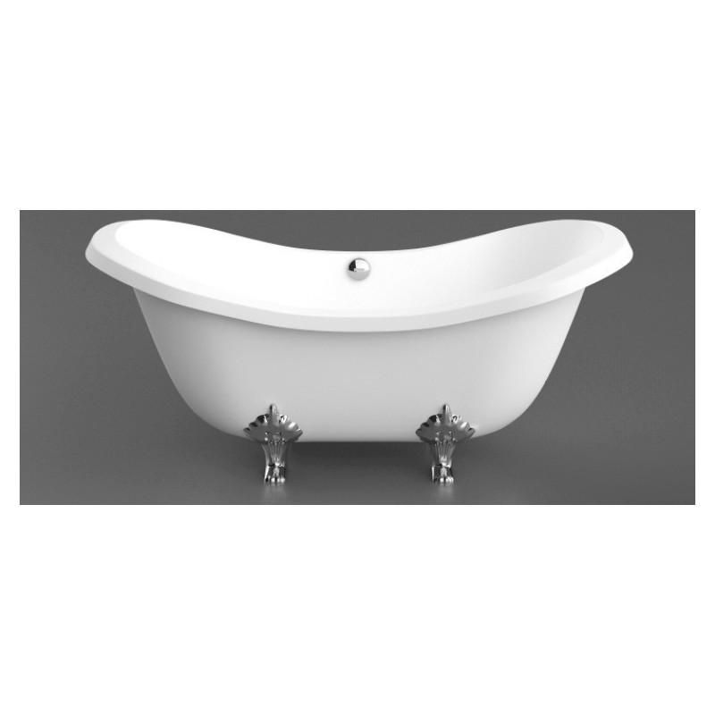 Vispool Impero akmens masės vonia 1950*900 mm