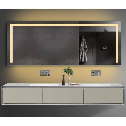 Vonios kambario veidrodis Lux-Aqua TSL180-70, su LED apšvietimu, 1800*700 mm