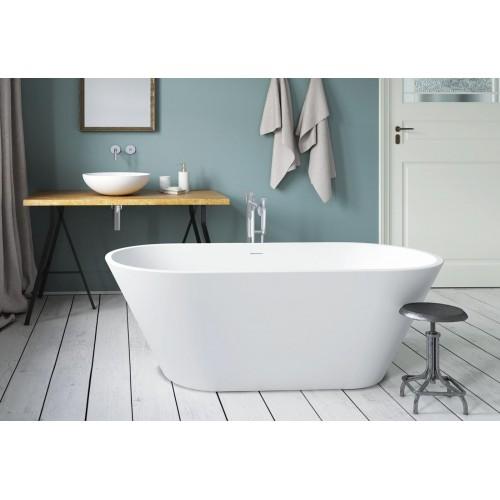 PAA Nudo laisvai pastatoma vonia 1655x715 mm (Silkstone)