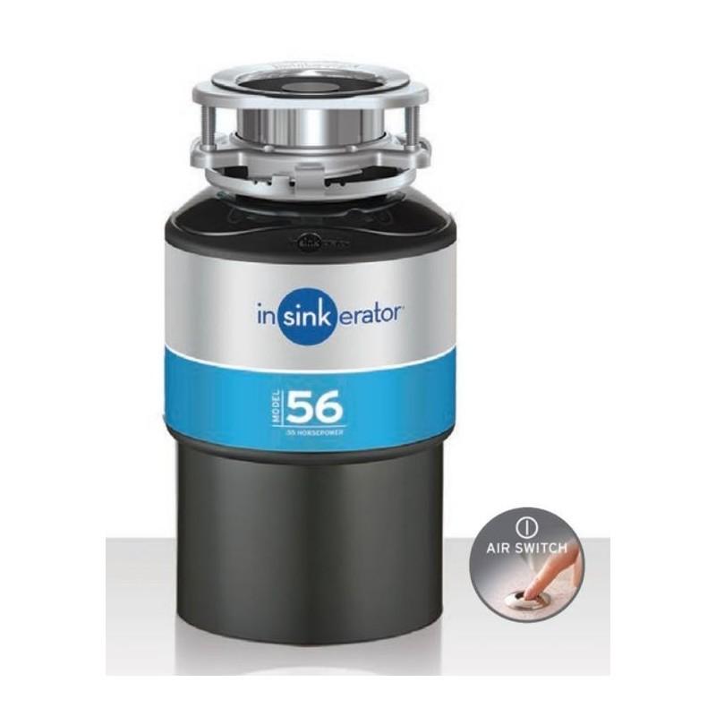 Maisto atliekų smulkintuvas InSinkErator ISE Evolution 56
