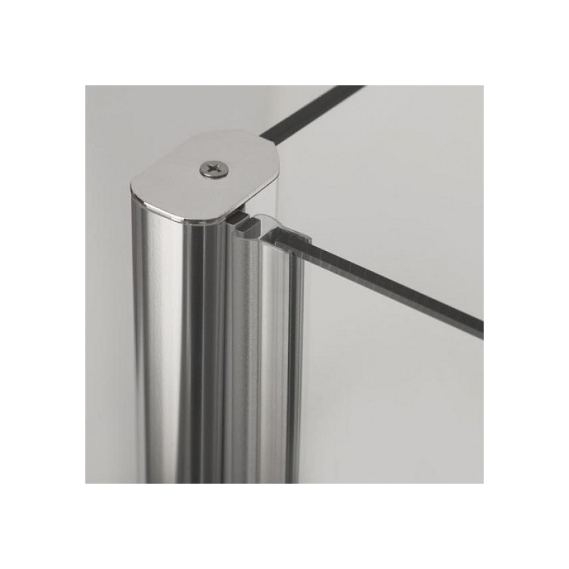 Roltechnik TCO1+TB kvadratinė dušo kabina  900*900 mm