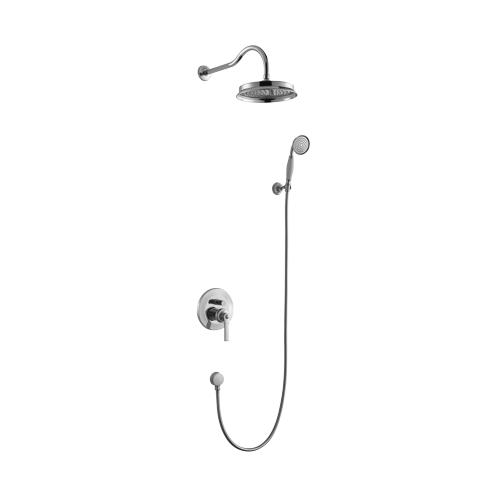 Potinkinė dušo sistema Omnires Armance SYS AM10 CR