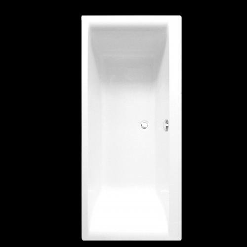 Roltechnik Savona 180*80 cm akrilinė stačiakampė vonia