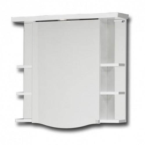 Raguvos Baldai spintelė su veidrodžiu Piano RV70M