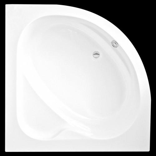 Kampinė vonia Roltechnik FLORA NEO 1200*1200 mm