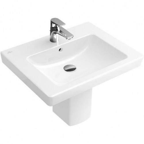 Villeroy&Boch Subway 2.0 praustuvas 71136501, 650*470 mm