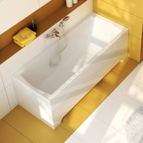 Stačiakampė vonia Ravak Classic 1200*700 mm