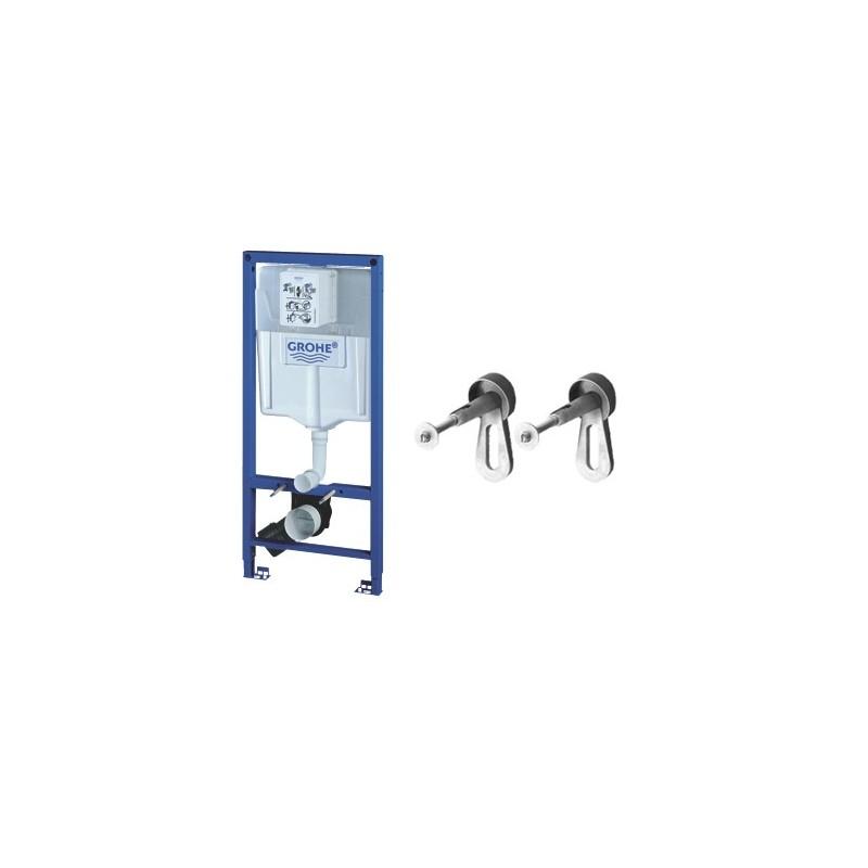 Potinkinis WC rėmas Grohe Rapid SL 2in1