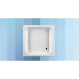 Plieniniai dušo padėklai