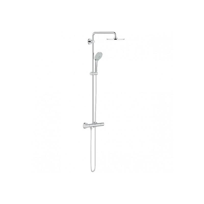 Grohe dušo komplektas su termostatiniu maišytuvu Euphoria XXL System 210