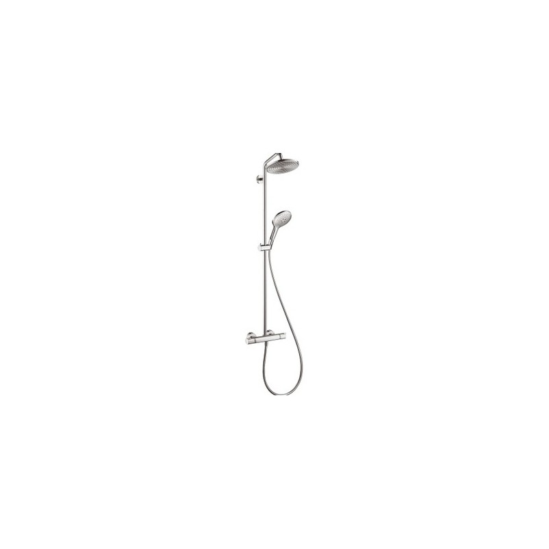 Termostatas su dušo komplektu Hansgrohe Raindance Select Showerpipe, 27115000