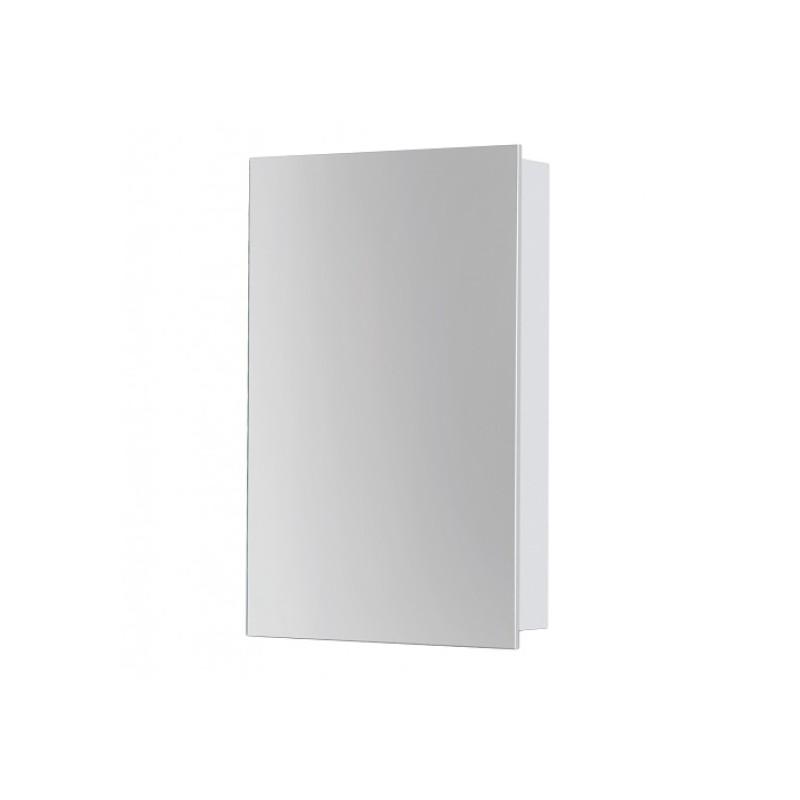 Raguvos Baldai spintelė su veidrodžiu Siko AVM45
