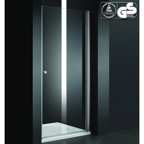 Lux-Aqua PP1-90 dušo durys į nišą 900*1850 mm