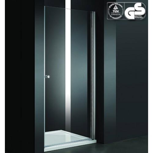 Lux-Aqua PP1-80 dušo durys į nišą 800*1850 mm