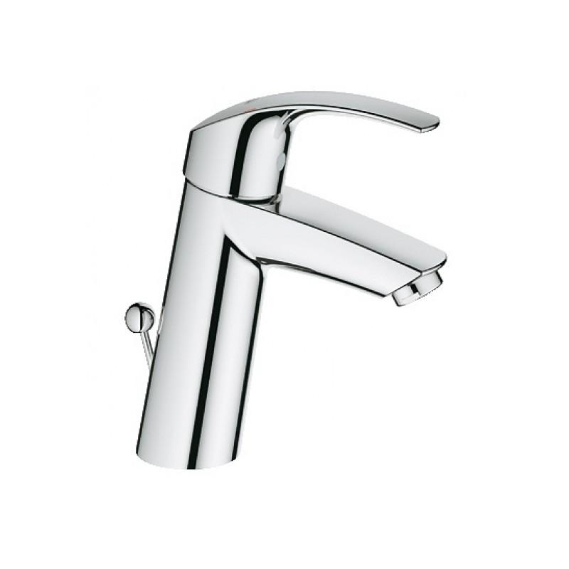 Grohe Bauedge 3 dalių maišytuvas voniai, 25117000