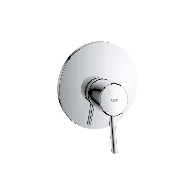 Grohe Concetto dekoratyvinė potinkinio dušo maišytuvo dalis, 32213001