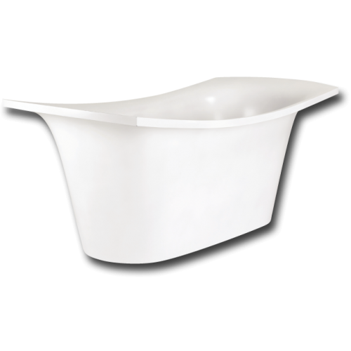 PAA Bel Canto akmens masės vonia 1800x850 mm
