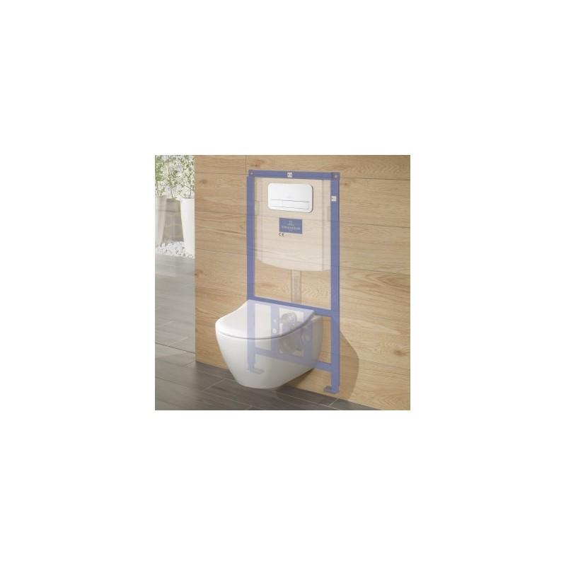 Villeroy&Boch potinkinis wc komplektas + pakabinamas wc Avento