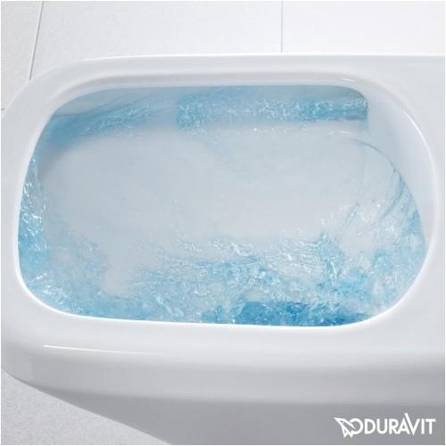 Potinkinio wc rėmo Grohe ir pakabinamo klozeto Duravit Durastyle RIMLESS komplektas