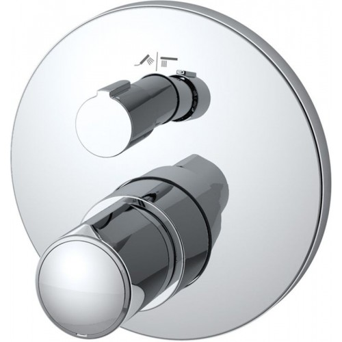 Potinkinis termostatinis 2 taškų dušo maišytuvas Ideal Standard Melange