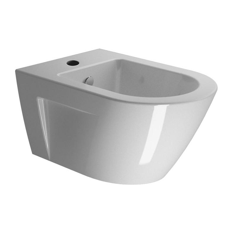 Pakabinama bidė GSI Norm 8665 su EXTRAGLAZE® keramika