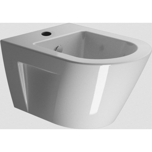 Pakabinama bidė GSI Norm Compact 8664 su EXTRAGLAZE® keramika