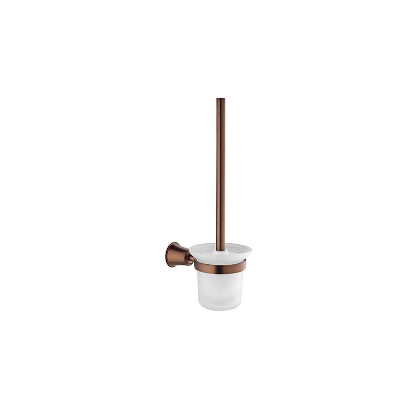 Omnires  pakabinamas tualetinis šepetys Art Line AL53620 ORB