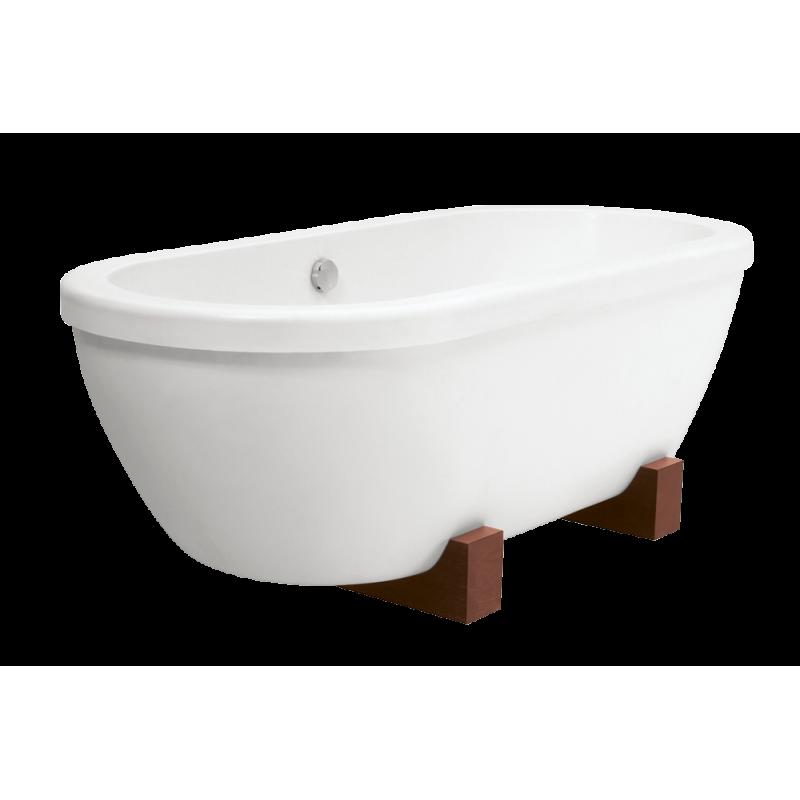PAA Andante laisvai pastatoma vonia 1900x900 mm