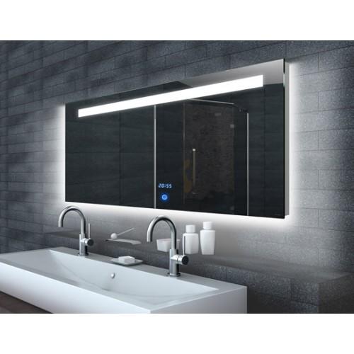 Veidrodis Lux-Aqua ML6516, su LED apšvietimu, 1600*650 mm