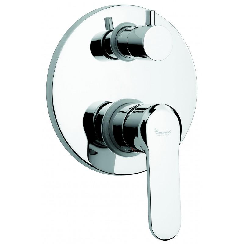 Emmevi Nefer potinkinis maišytuvas dušui / voniai 3 taškų, CR77029