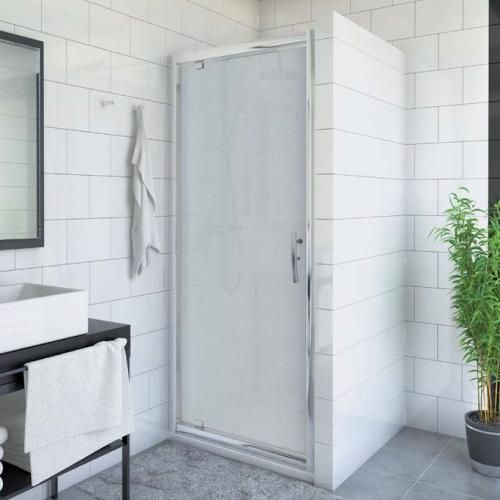 Roth PXDO1N atveriamos dušo durys montavimui į nišą