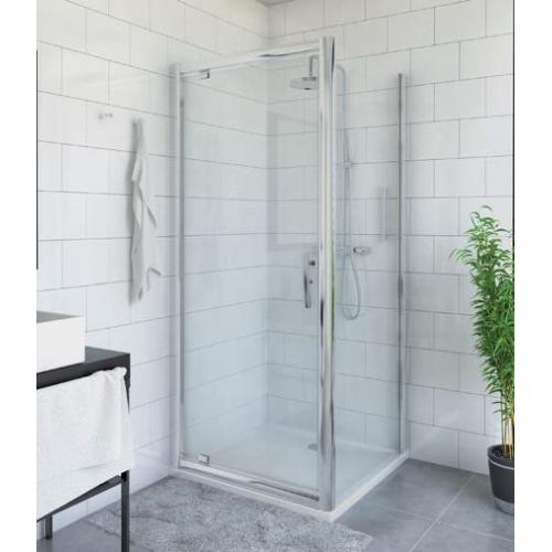Roth PXDO1N + PXBN kvadratinė dušo kabina