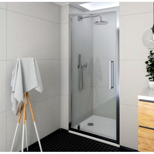 Roltechnik ECDO1N atveriamos dušo durys montavimui į nišą