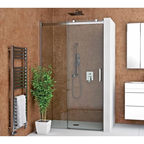 Roth AMD2 slankiojančios dušo durys montavimui į nišą