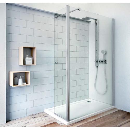 Roltechnik TCW1 dušo sienelė su į abi puses varstomomis durimis