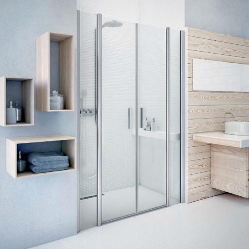 Roth TDN2 dušo durys skirtos montavimui į nišą