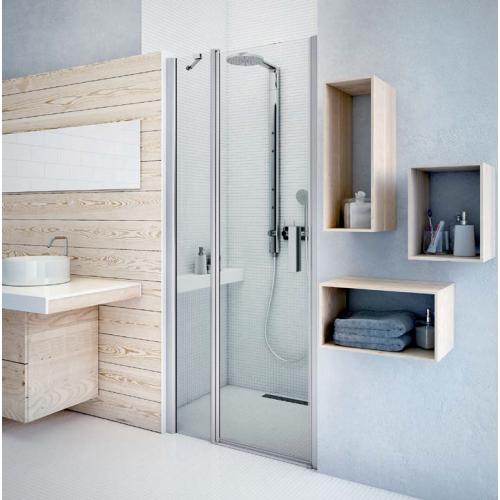 Roth TDN1 atveriamos dušo durys skirtos montavimui į nišą