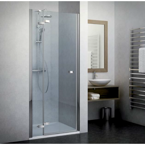 Roltechnik GDNL1, GDNP1 dušo durys montavimui į nišą