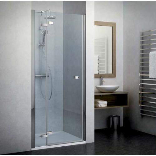 Roth GDNL1, GDNP1 dušo durys montavimui į nišą