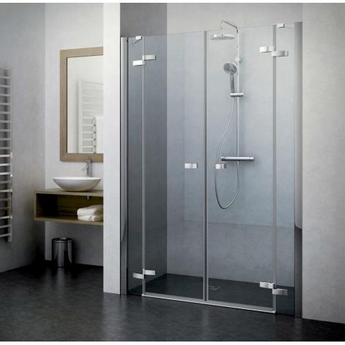 Roth GDN2 dviejų elementų dušo durys nišai